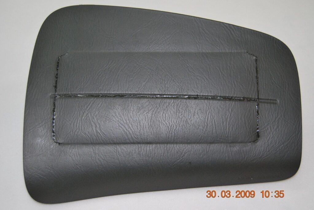 Восстановление airbag своими руками 19