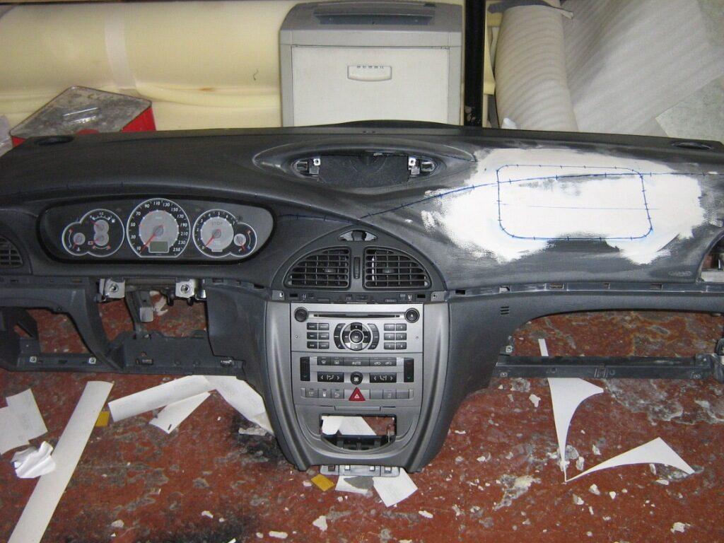 Ремонт airbag своими руками